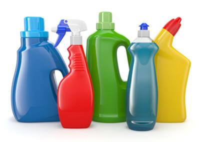 Productos químicos y detergentes