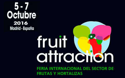 Serfruit de nuevo en Fruit Attraction