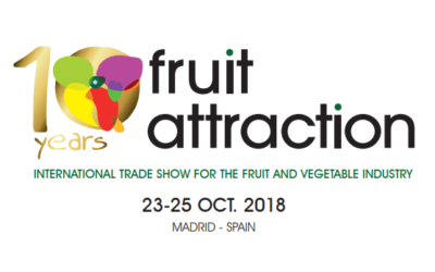 Visit us at Fruit Attraction 2018