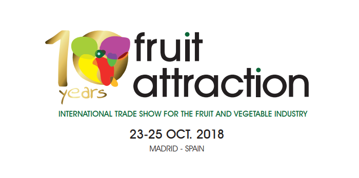 Visítenos en Fruit Attraction 2018